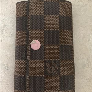 Louis Vuitton Accessories - Authentic Louis Vuitton 6 Ring Key Holder